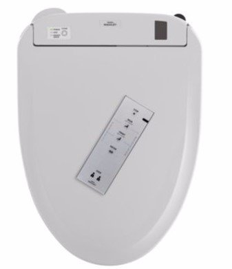 Toto S350e Elongated Bidet Seat Sw584t20 01 With Remote